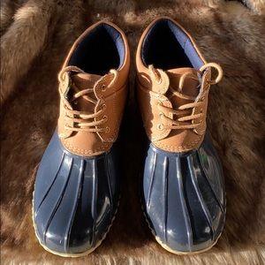 Rain Duck Boots